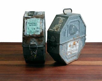 Goldberg Brothers Film Canisters