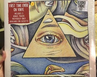 Where The Pyramid Meets The Eye: Tribute to Roky Erickson 2LP [Vinyl New] Lt RSD