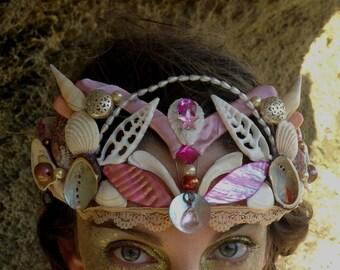 Mermaid Crown in Pink