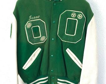 Vintage Lettermens Jacket