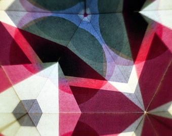 Untitled Kaleidoscopic  Composition 3