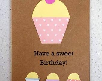 Have a Sweet Birthday - Birthday Card