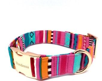 BOHO dog collars