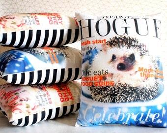Cute hedgehog stuffed animal, Gifts for hedgehog lovers, Hedgehog presents, Hedgehog gifts, Hedgehog plush, Hedgehog cushion, HOGUE