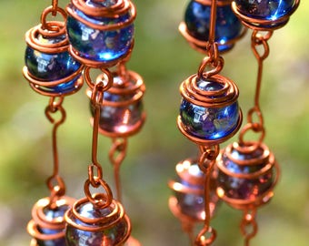 Design your own Copper Suncatcher