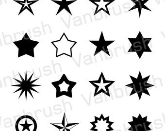 Stars Vector Eps Png Svg
