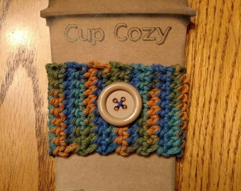 Crocheted Coffee/Can/Bottle Cozy