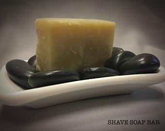 Handmade SHAVE SOAP Bar