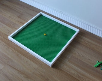 Building bricks table, for your LEGO® bricks, Table without legs