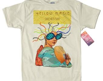 Yellow Magic Orchestra T shirt