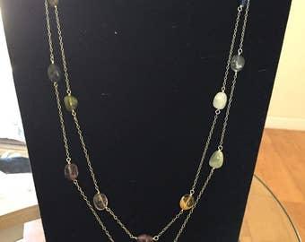 Beautiful simple necklace