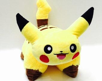 Pikachu Handmade Plush Pokemon Pillow Pet