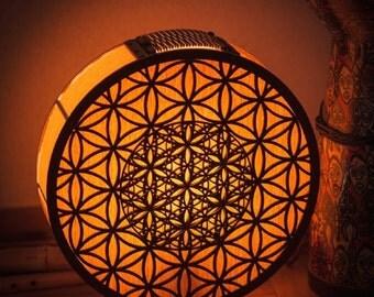 Lamp Flower of life