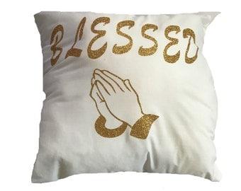 Custom Vinyl Pillows