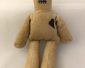 Tiny Voodoo doll