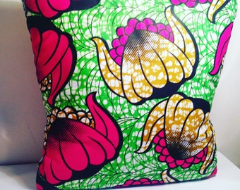 Wax 40 x 40 ethnic chic designs living room deco GraWoulWax Cushion cover
