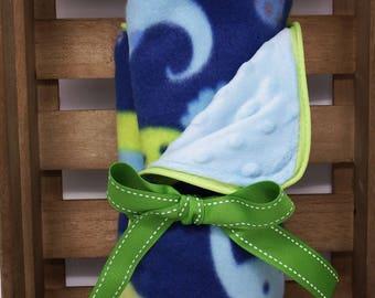 Dino Baby Blanket