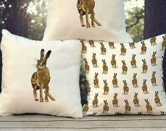 Hare cushion-Fibre filled
