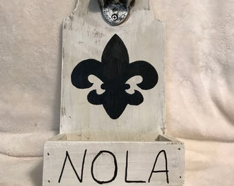 NOLA Bottle Opener