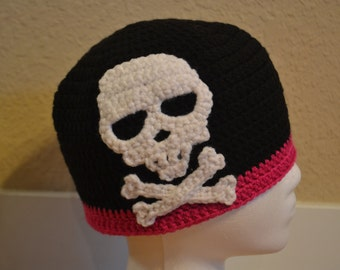 Skull & Crossbones Hat