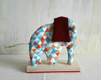 Letter rack 'Elephant'