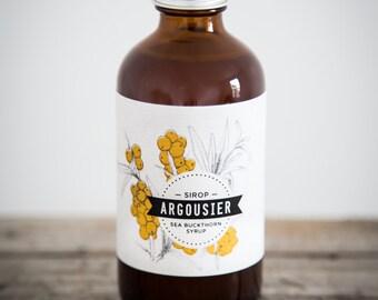 Les Charlatans - Sea Buckthorn syrup