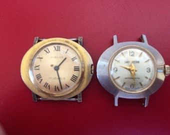 Two vintage Ladies watches