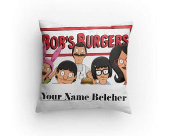 Custom Bob's Pillow