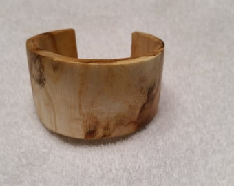 bracelet/cuff wooden bracelet/osage orange