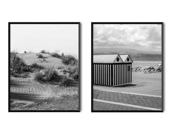 Seaside. Set of photo prints or pack of 5 postcards