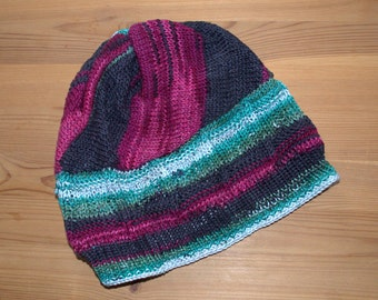 Pure cotton knitted Hat