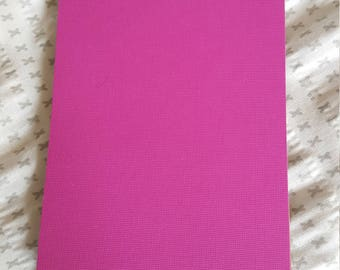 Little Notebook - Pink