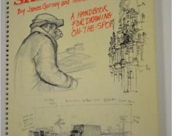 The Artist's Guide to Sketching Hardcover – 1982