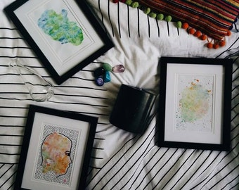 Splash Watercolours