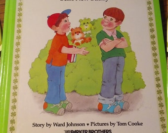 a tale from the care bears. Bens new buddy 1984 by parker brothers