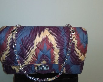 Fashionable African Print bag