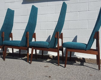 Mid Century Modern Dining Chairs Adrian Pearsall