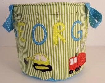 Toy bag toy box