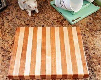 10in by 12in cutting board