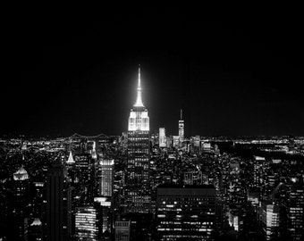 Empire State - analog fine art
