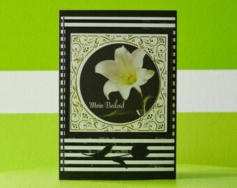Greeting card - condolence