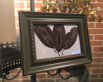 original framed mixed media art. conversation piece. wine recipe. wild black cherry