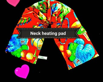 Heating Pad, Neck Heating Pad, Corn Heating Pad, Microwavable Heating Pack,Therapy Bag, Moist Pad, Hot Cold Pad, Massage Therapy Pack,