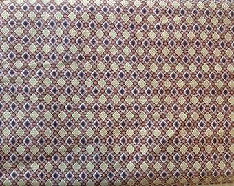 Mayfair flannel by RJR Fabrics       -- 1/2 yard increments