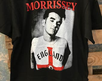 Morrissey band tee