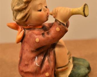 Hummel #391, 1968, Girl with Trumpet