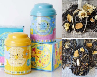 TEA FOR TWO: citrus Collection
