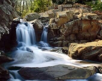 Wall Decor Scotts Run Waterfall
