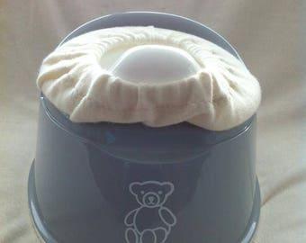 100% Merino Wool Baby Bjorn insert potty cozy
