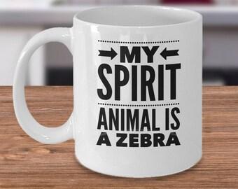 Zebra Coffee Mug, Zebra Lovers Mug, Safari Mug, Wildlife Coffee Cup, Funny Zebra Drinks Mug